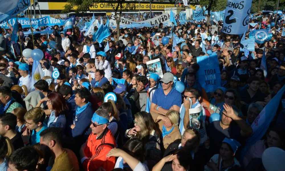 Argentina: iglesias rechazan discurso a favor del aborto
