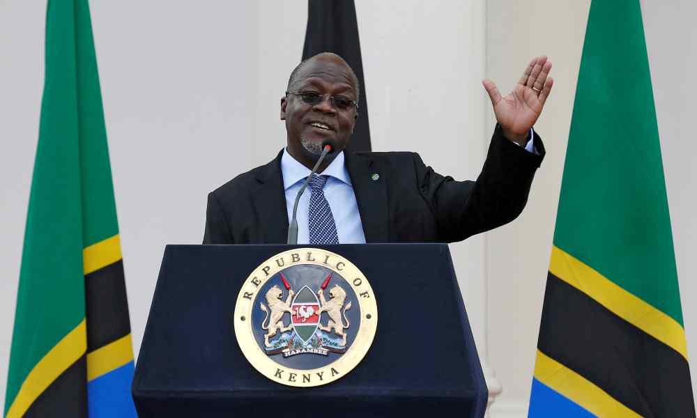 Presidente de Tanzania rechaza vacunas del Covid-19 y pone su fe en Dios