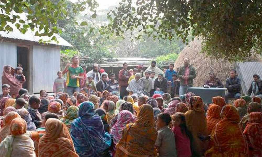 Bangladesh: pastor evangeliza y 120 personas se entregan a Cristo