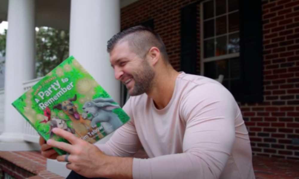 Beisbolista cristiano escribe un libro para niños con necesidades especiales
