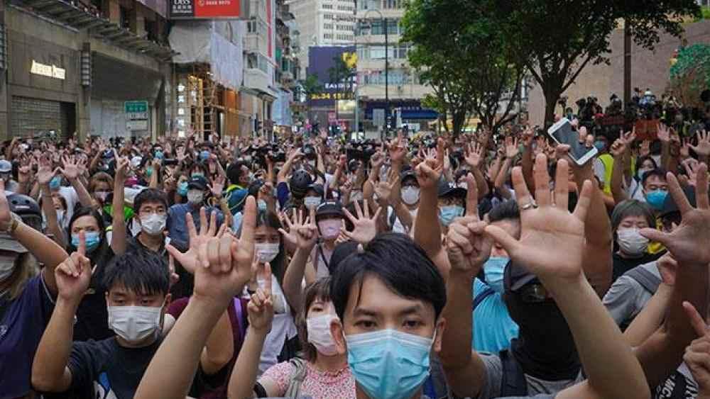 Cristianos en Hong Kong temen a persecución china