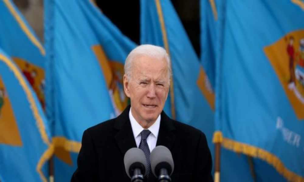 Cuestionan a Biden por no mencionar la libertad religiosa en discurso