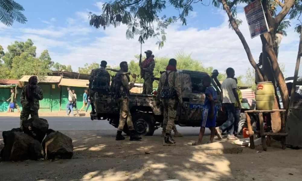 Etiopía: atacan a iglesia que dice tener el Arca de la Alianza