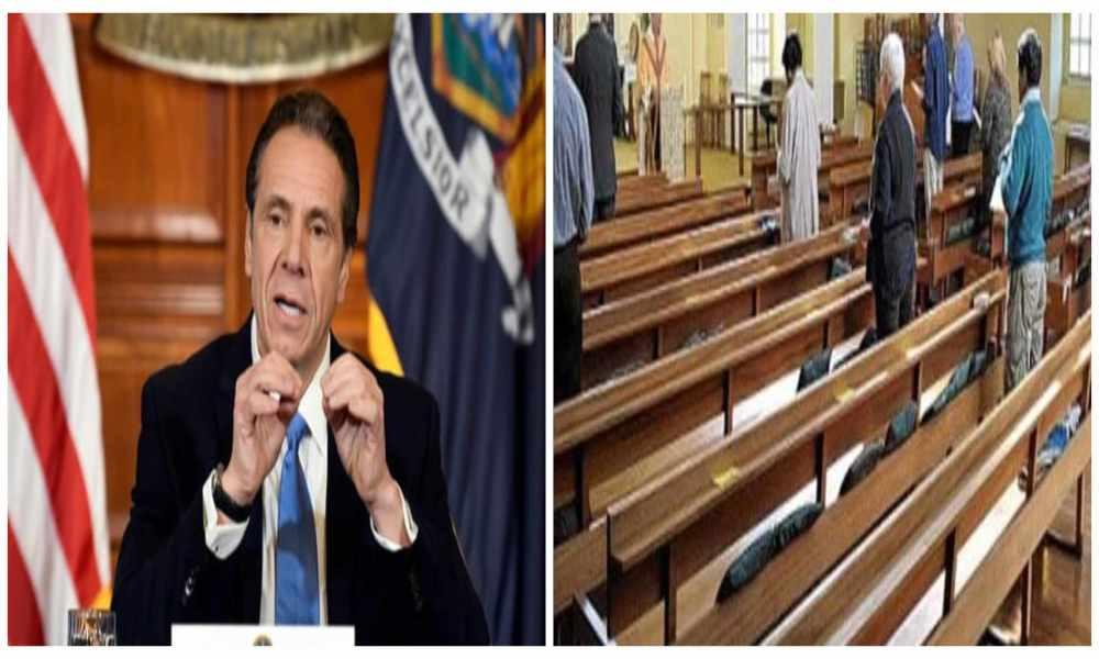 Gobernador de NY no podrá restringir a instituciones religiosas