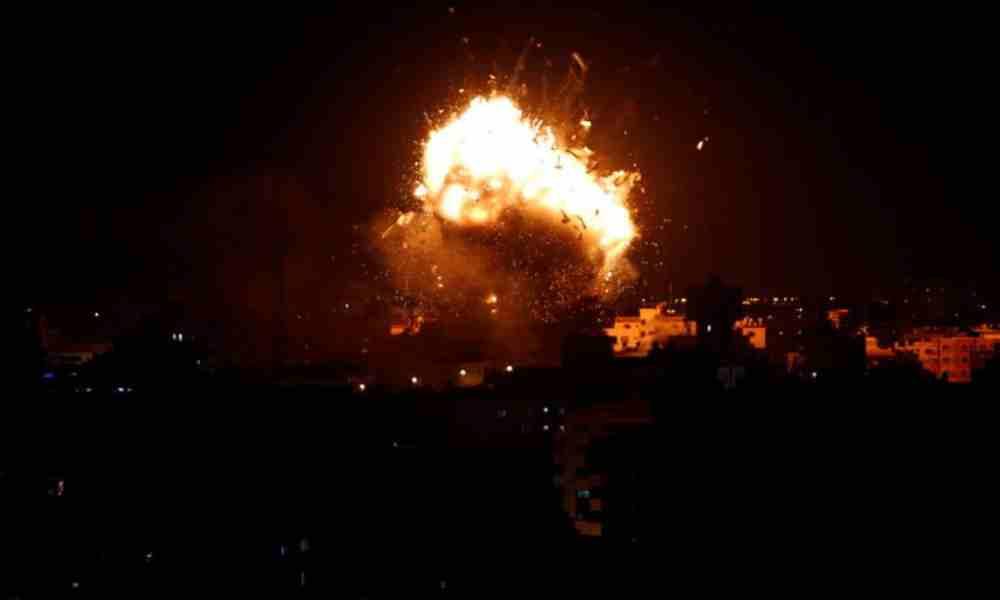Israel lanza ataque en territorio sirio y deja 57 muertos