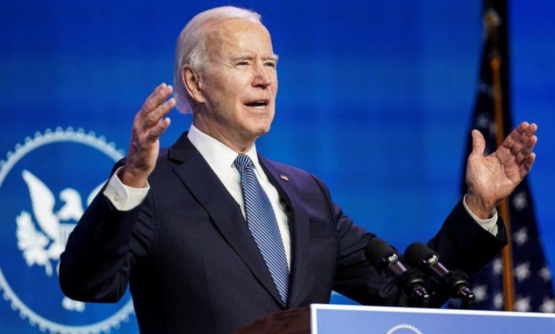 Tras certificación, Biden anuncia secretario de Trabajo y  de Justicia