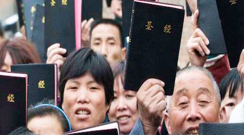 La población cristiana china será de 300 millones en 2030