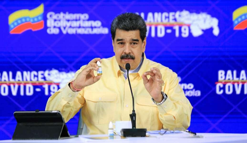 """Maduro: """"El camino correcto es el de nuestro Señor Jesucristo"""""""