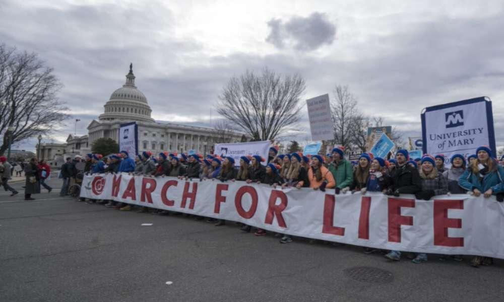 Marcha por la vida en Washington, D.C. cancelada debido a disturbios en Capitolio