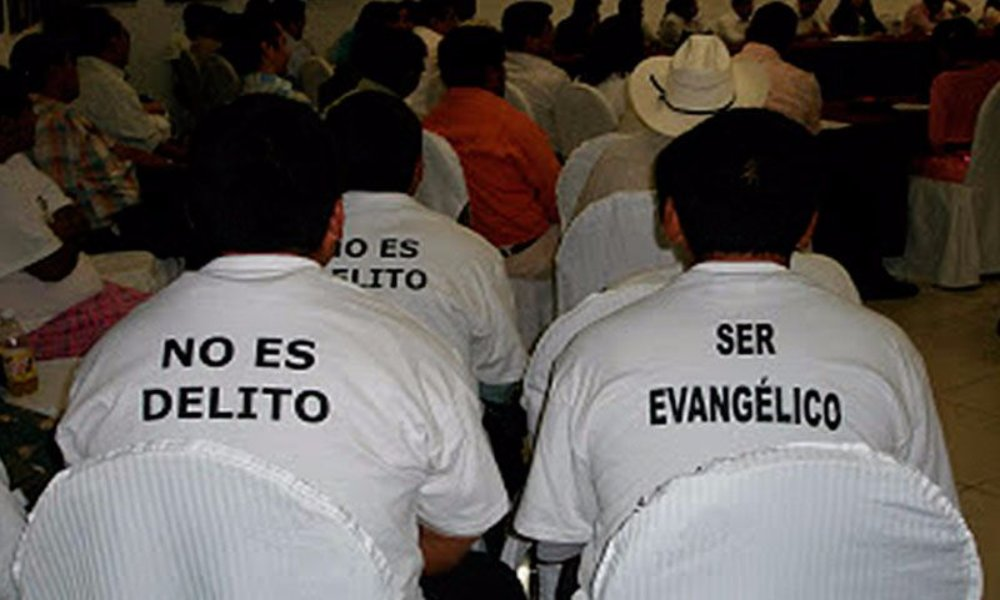 México en lista de países donde hay persecución a cristianos