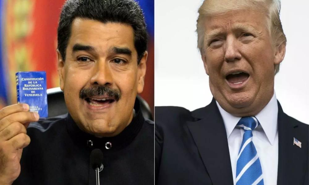 Nicolás Maduro responsabiliza a Trump del asalto al Congreso