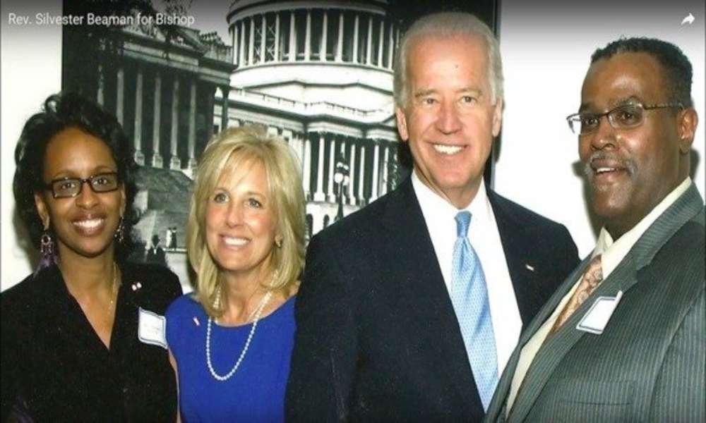 """Pastor: Biden fue guiado por la """"luz del amor de Dios"""""""