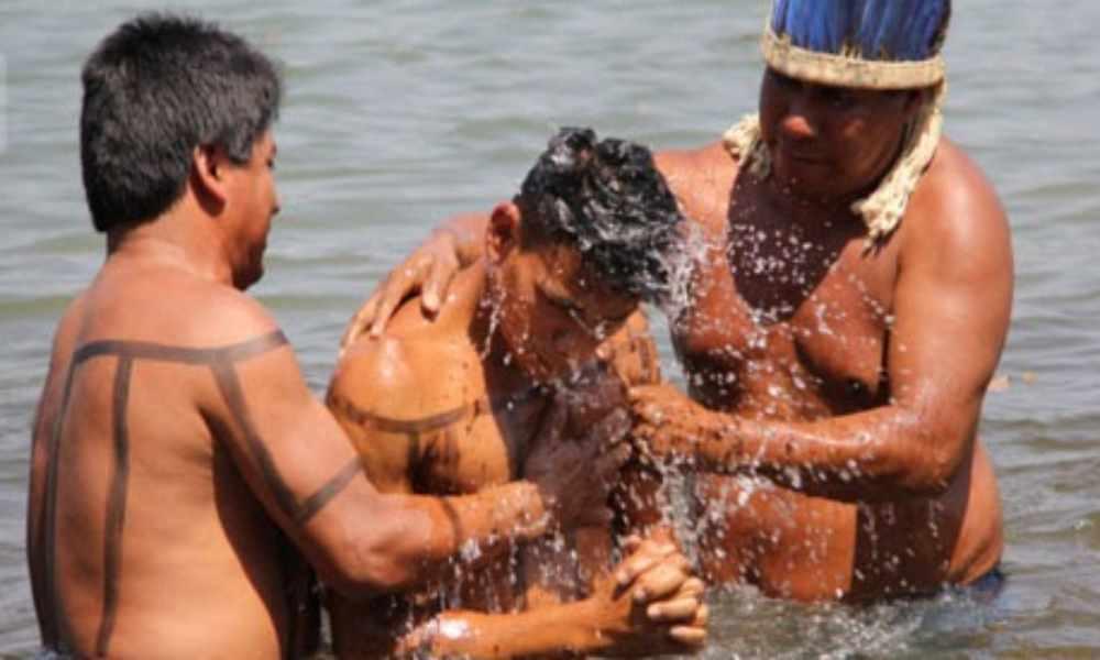 Perú: misioneros celebran bautismos en campañas evangelistas