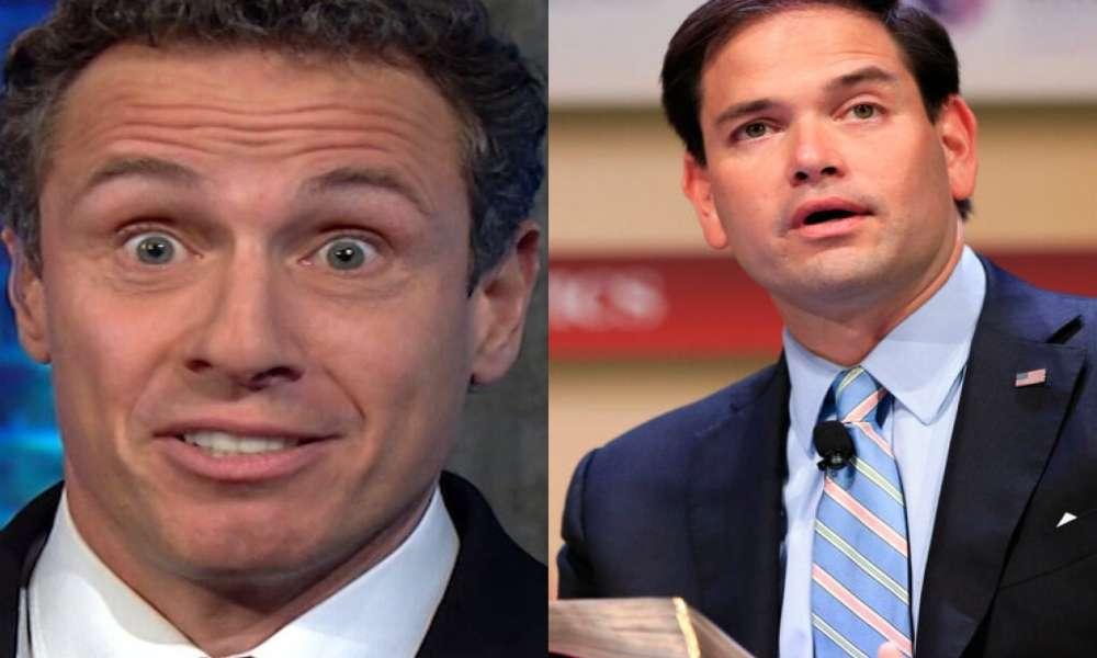 Presentador de CNN se burla de la fe de un senador porque cita la Biblia