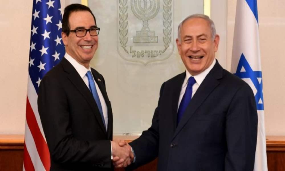 Primer ministro de Israel elogia a Trump y rechaza el asalto al Capitolio