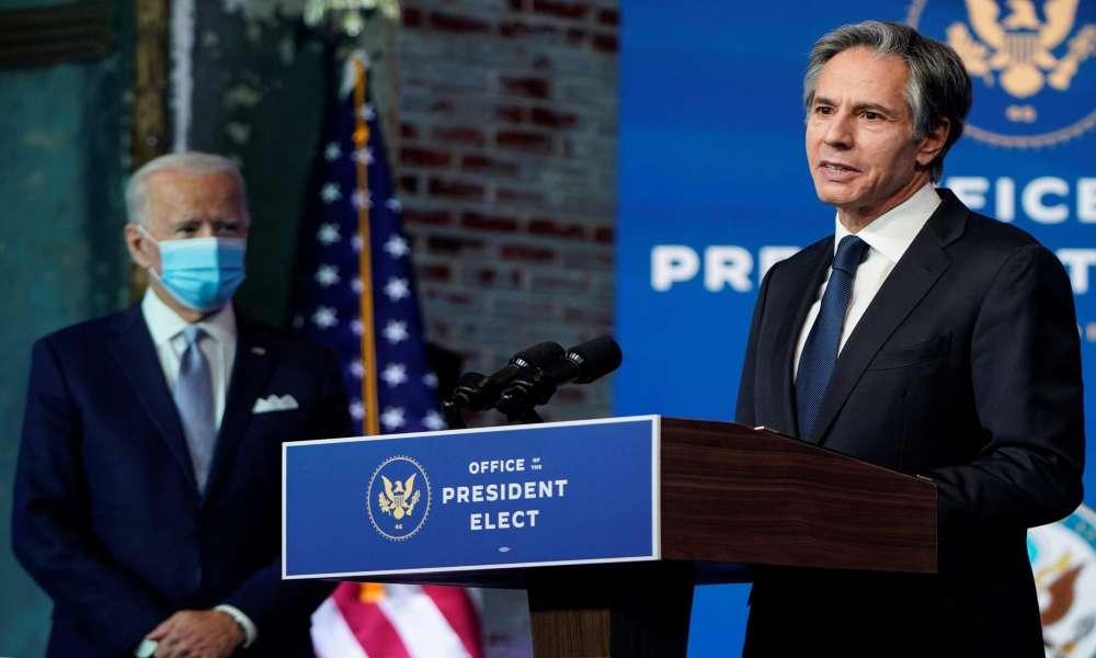 Secretario de estado de EEUU  promete promover agenda LGBT
