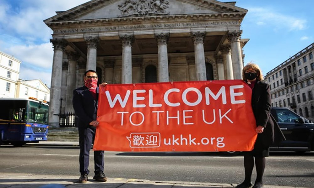 500 iglesias recibirán a quienes huyen de la represión en China