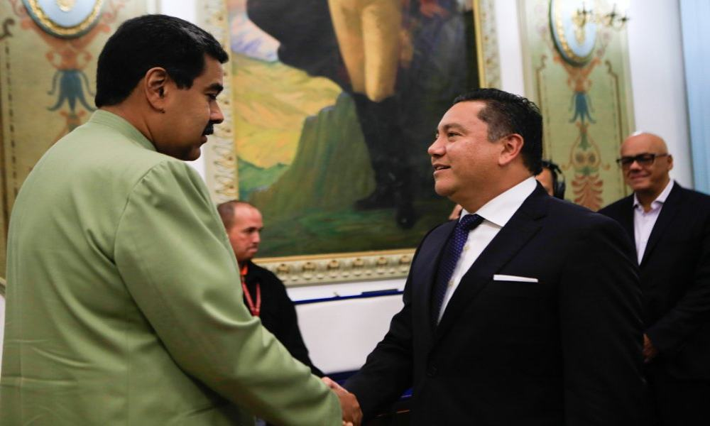 Estados Unidos deporta al pastor venezolano Javier Bertucci