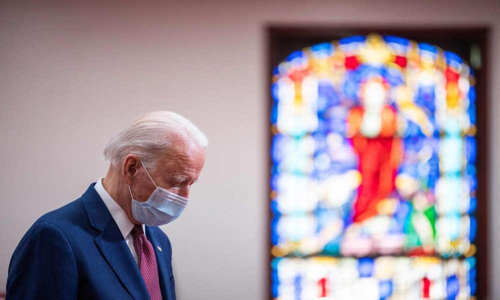 Biden busca 'arrepentimiento' y 'renovación' durante la Cuaresma