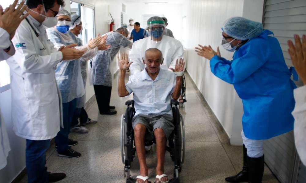 Brasil supera los 8 millones de personas sanadas del Covid-19