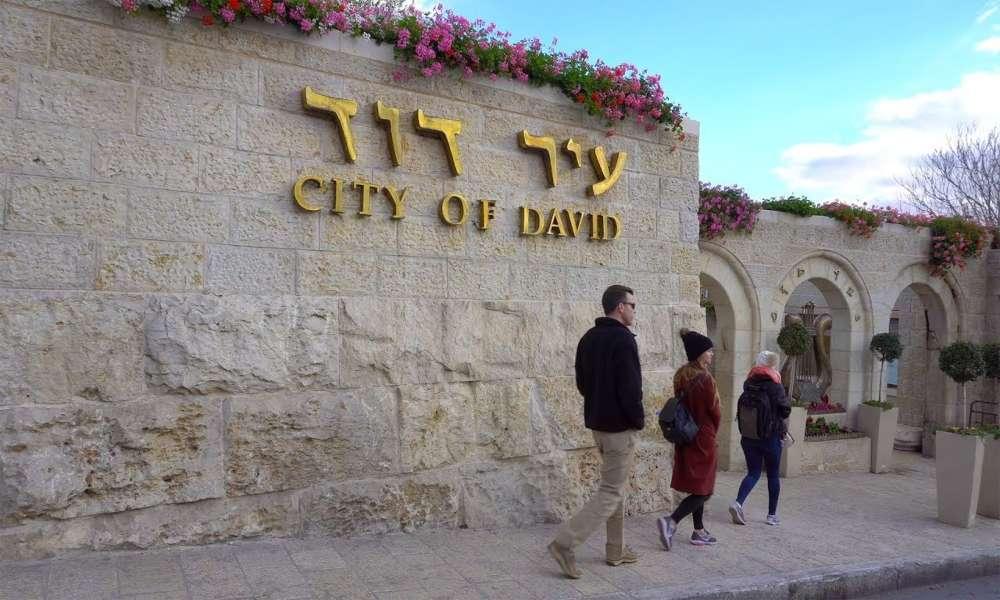 Ciudad de David es reconocida como herencia judeocristiana de EEUU