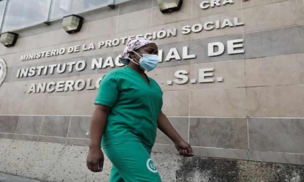 Colombia: primera vacuna contra Covid-19 la recibirá una enfermera