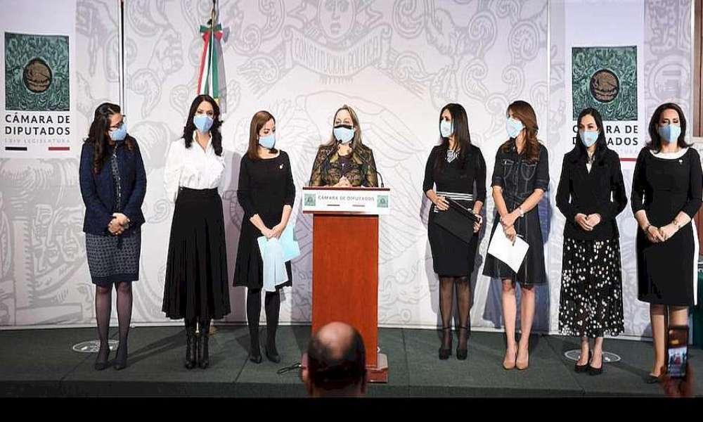 Congreso de México resuena con un 'claxonazo por la vida'