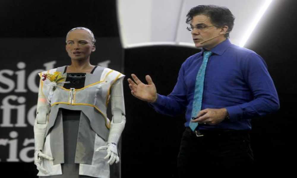 Cristiano advierte que los robots podrían reemplazar a los humanos