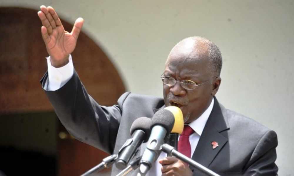 «Dios será nuestra protección»: Presidente de Tanzania duda de la vacuna