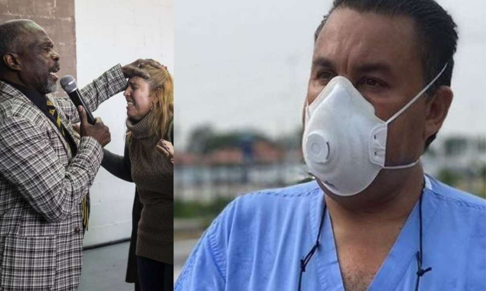 Doctor reta a pastores con don de sanidad a que vayan a los hospitales