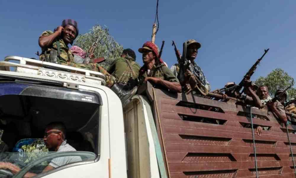 Etíopes describen una matanza en la ciudad donde se cree está el Arca de la Alianza
