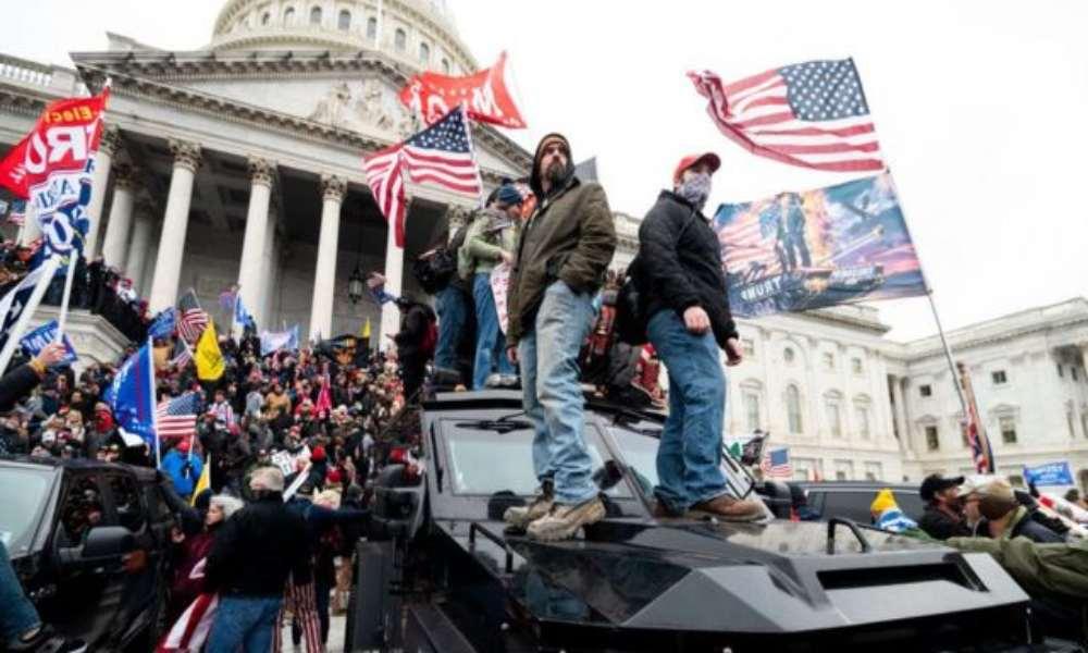Evangélicos preocupados por la radicalización política en cristianos de EE.UU