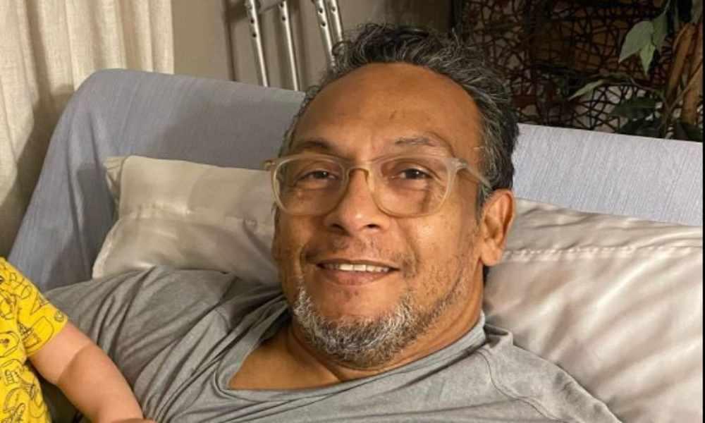 """Familia de René González: """"No tiene Covid-19 y ya está estable"""""""