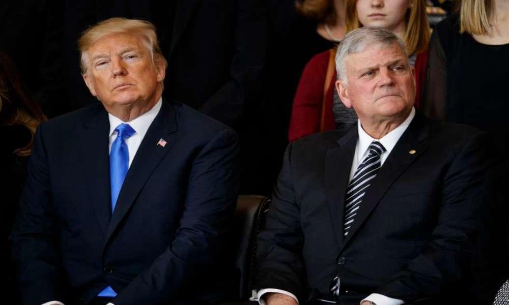 """Franklin Graham: """"No entiendo por qué hay tanto odio por un presidente"""""""