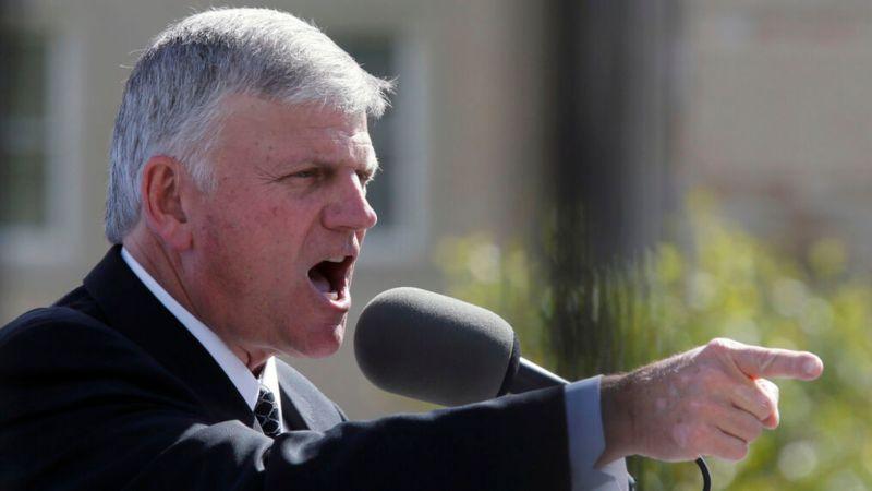 """Graham: """"Debería preocuparnos que el gobierno tenga tanto control"""""""