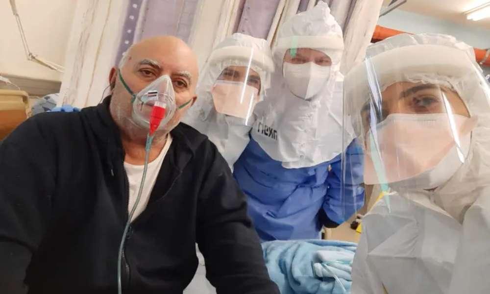 Hospital de Israel cura a 29 pacientes con COVID-19 en 5 días