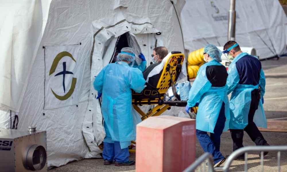 Hospitales de organización Graham ayudan a salvar enfermos de Covid-19