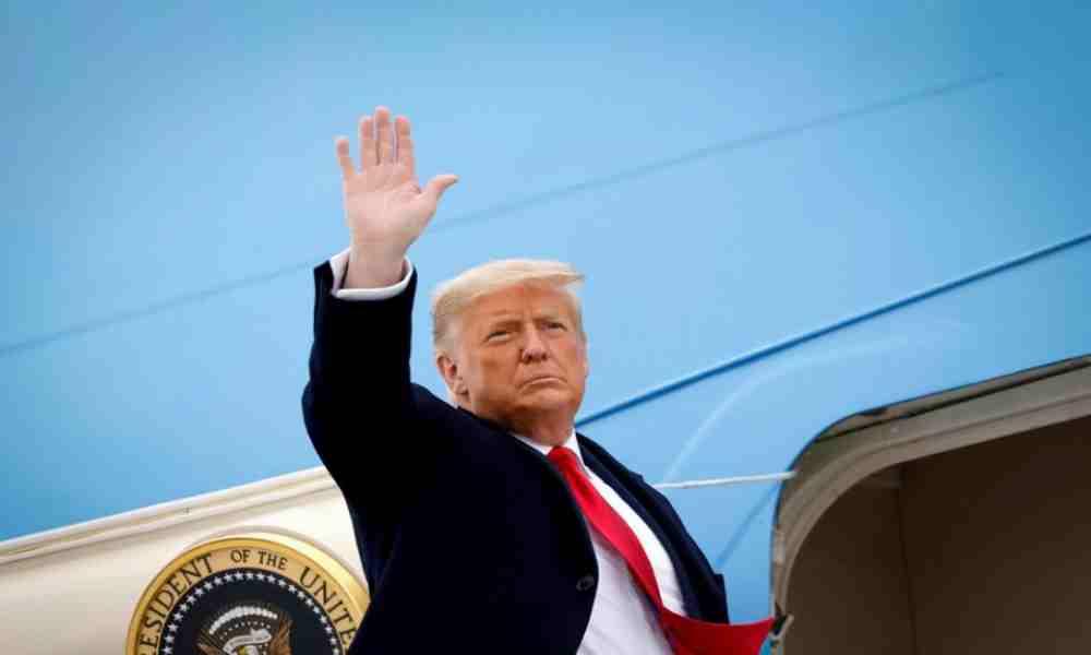 Hoy continúa el segundo juicio político contra Donald Trump