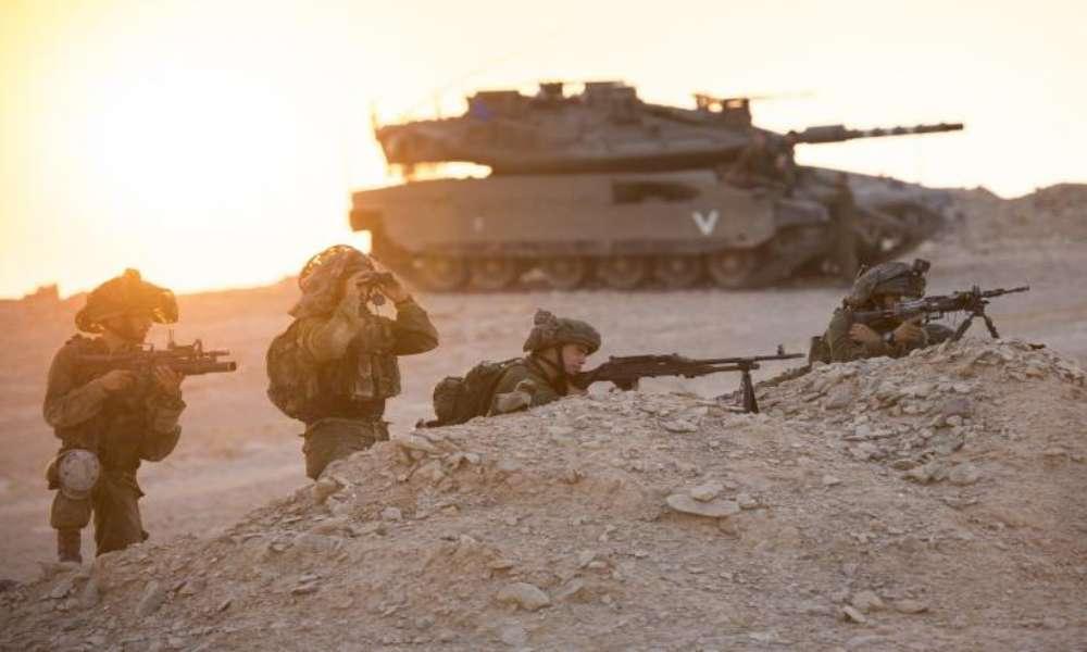 Israel se prepara para tomar medidas para evitar que Irán obtenga armas nucleares