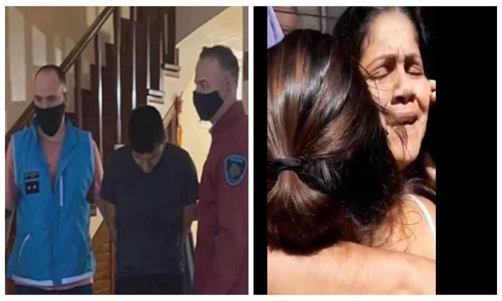 """""""Lo logramos"""": madre agradece a Dios por la captura del violador de su hija"""