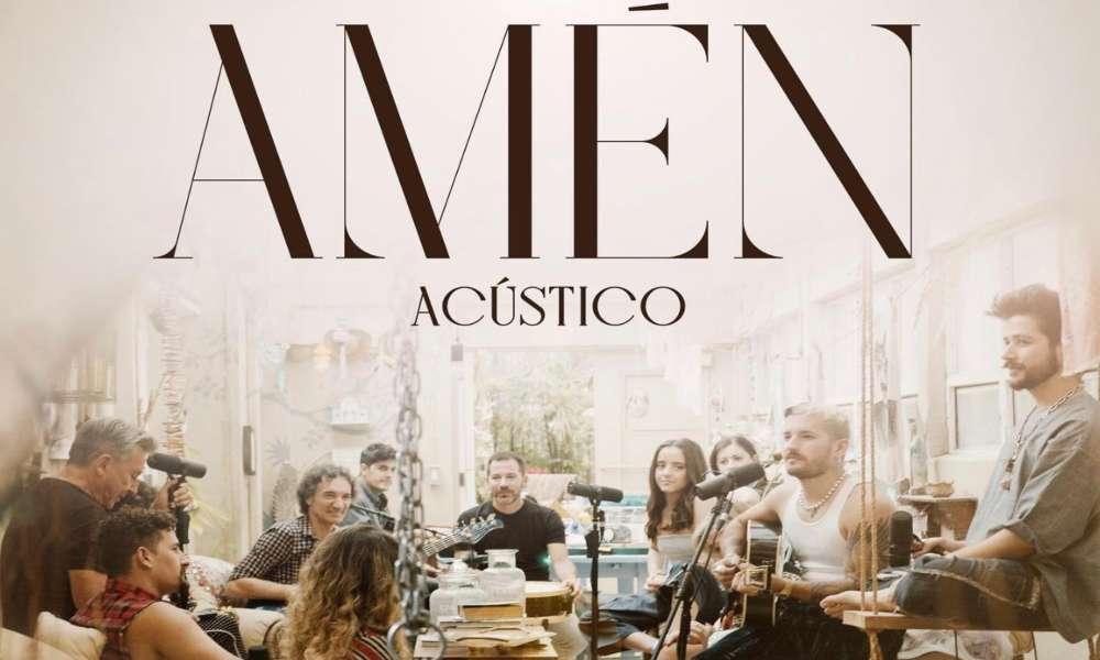 Los Montaner lanzan versión acústica de «Amén»