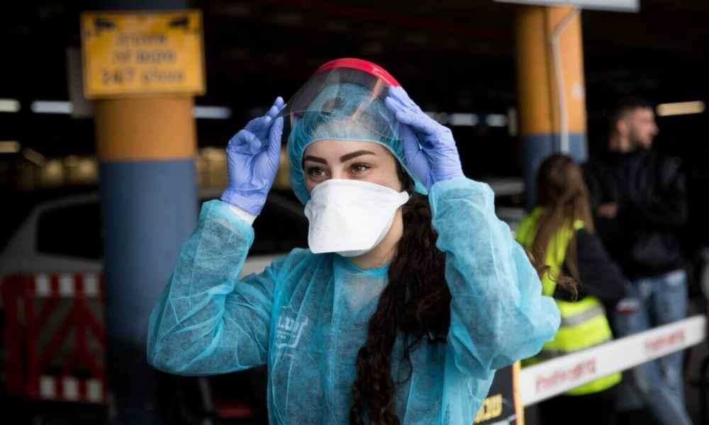 Mascarilla desarrollada en Israel elimina el coronavirus en 30 minutos