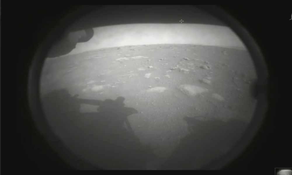 NASA retransmitirá el aterrizaje de una nave en el planeta Marte