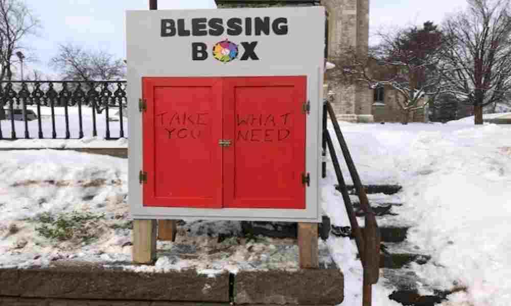Cristianos se unen para ayudar a estadounidenses durante el invierno