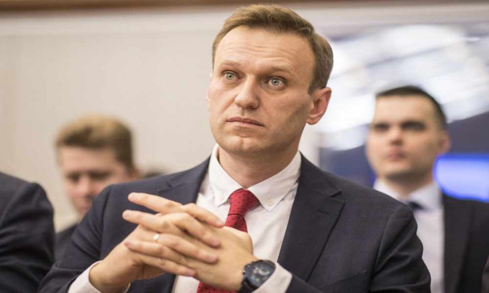 Opositor ruso criticó gobierno de Putin utilizando la Biblia