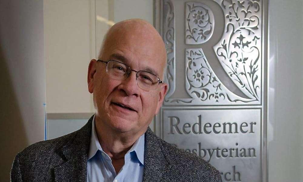 """Pastor Tim Keller: """"Todavía tengo cáncer, pero esta es una excelente noticia"""""""
