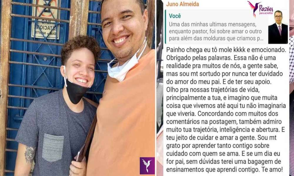 Pastor decide cambiarle el nombre a su hija transexual por uno masculino