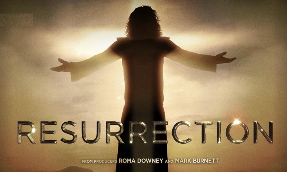 """Productores de la """"Biblia"""" estrenarán en marzo la película """"Resurrección"""""""