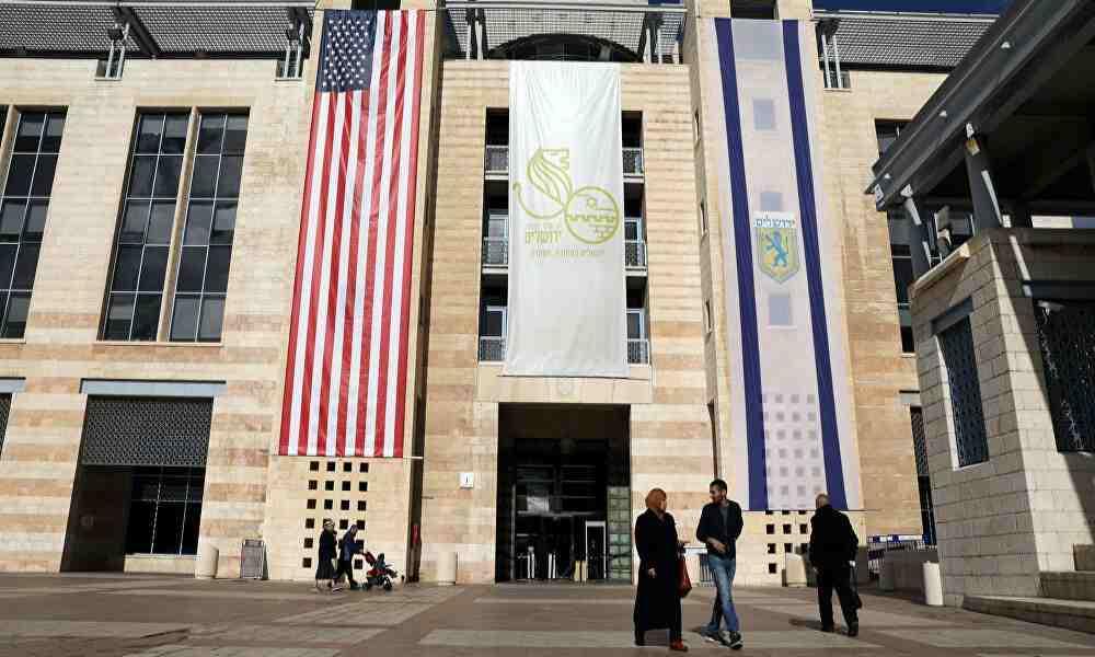 Senado de EE.UU aprueba mantener la embajada con Israel en Jerusalén
