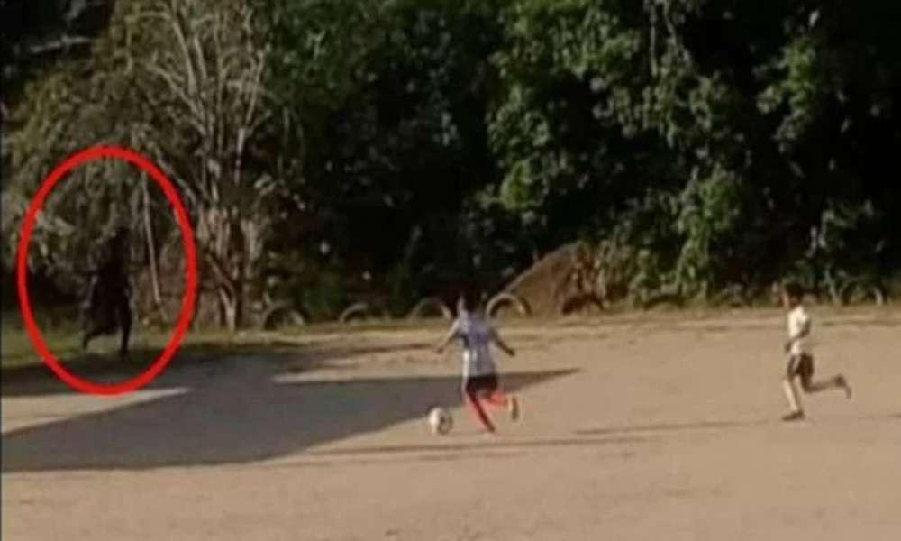 Supuesta aparición del diablo asusta a un pueblo de Colombia